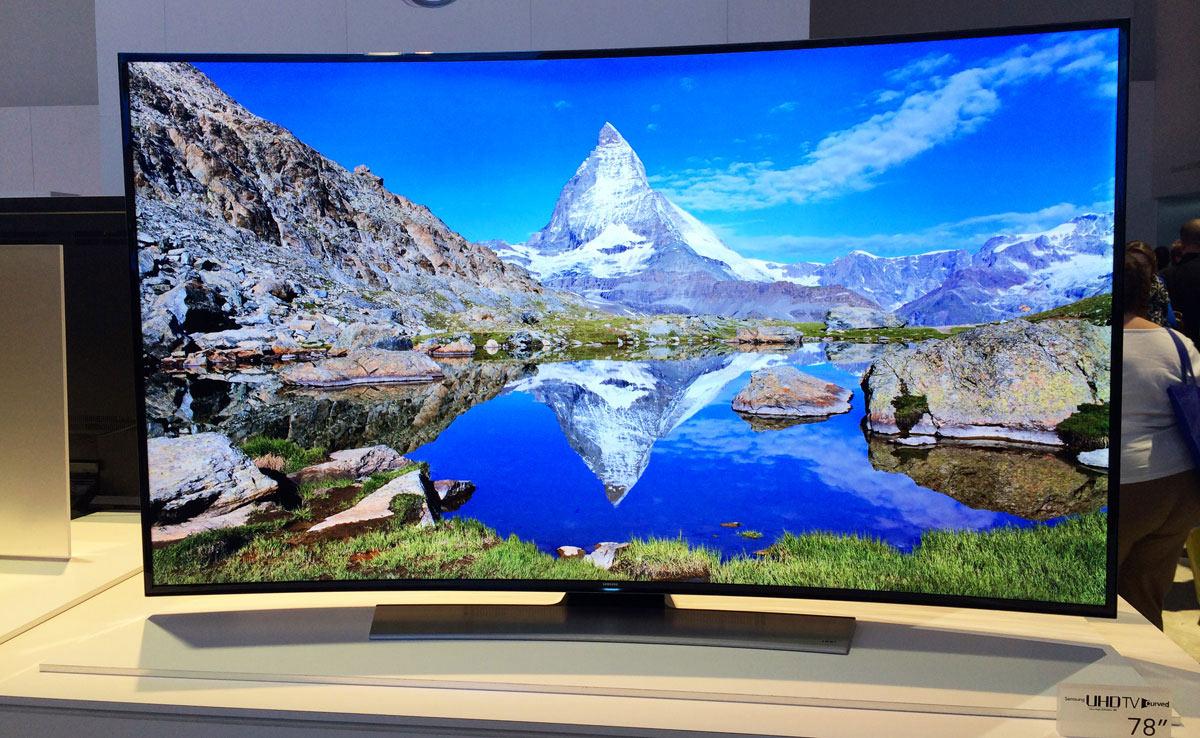 Samsung 20K Resolution Ultra HD TV   Geniusgadget