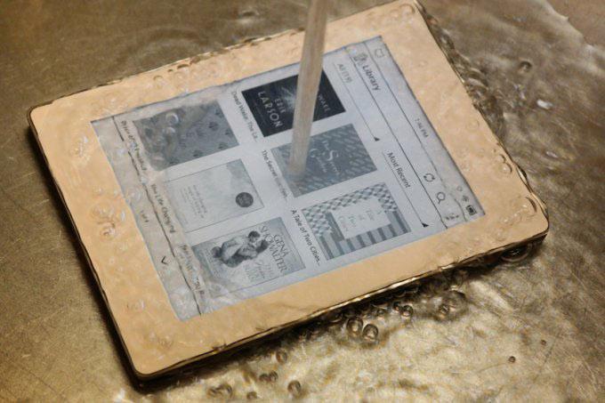 Nook Glowlight Plus Waterproof E Book Geniusgadget