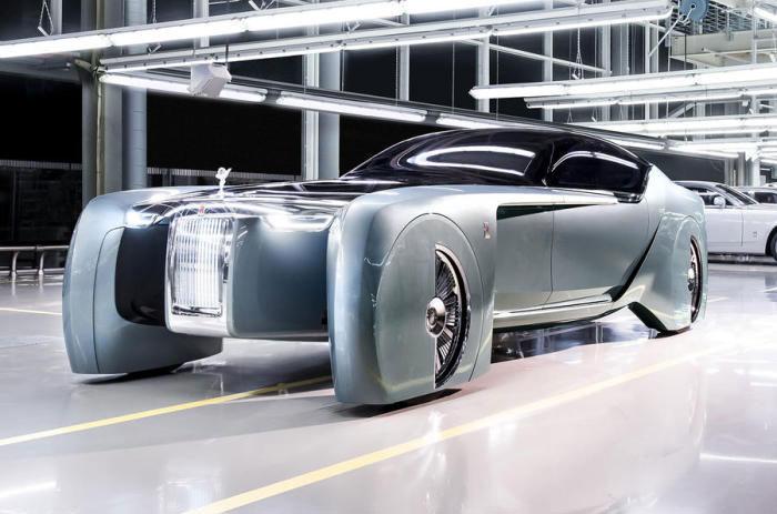 Cool Car Concepts By BMW RollsRoyce And Mini Geniusgadget - Bmw cool car