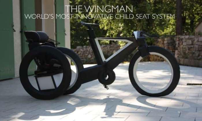Tracking Device For Car >> Innovative E-Bike Cyclotron | Geniusgadget