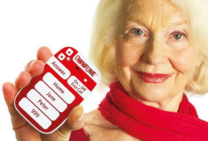 5 Mobile Phones For Your Grandma Geniusgadget