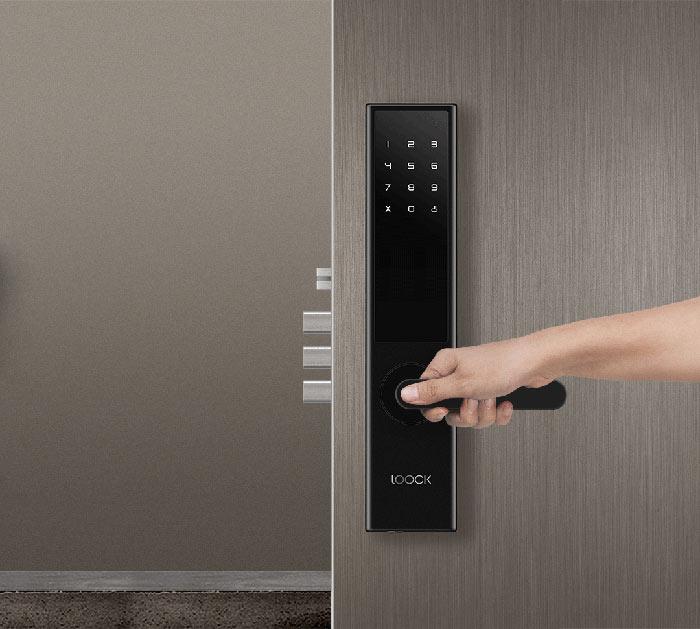 Xiaomi ... & Smart Home Gadget: Xiaomi Loock Classic Door Lock | Geniusgadget